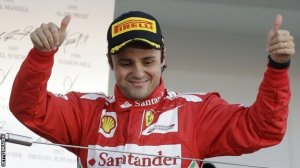 Massa hit the right form as he looks to recapture his winning ways of 2008