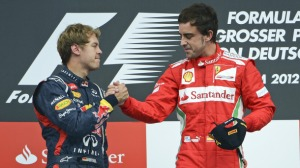 Alonso and Vettel remains a forbidden partnership