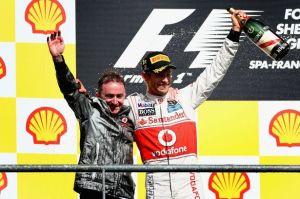 Lowe is a long-standing member of McLaren