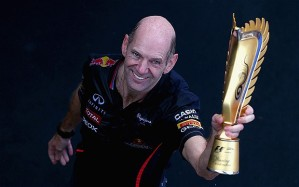 Newey is one of Formula One's most successful designers