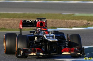 Early times suggest Lotus look good
