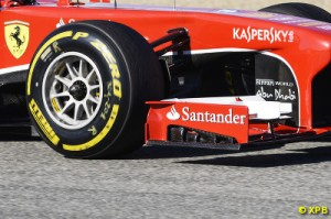 Ferrari have started testing better than the struggles of last year
