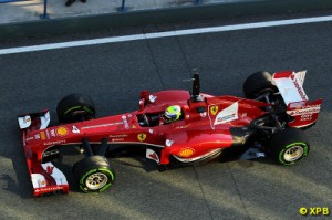 Ferrari hope to do one better than in 2012