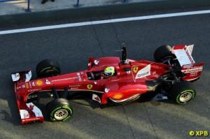 Ferrari hope to do one better than in 2012