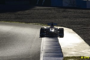 Sauber had eyes on them a new livery and new driver in Nico Hulkenberg