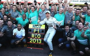 Rosberg showed his class in the classiest race of them all - Monaco