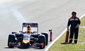 Red Bull had a pre-season of struggle