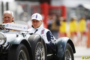 Bottas has gone from strength to strength in 2014