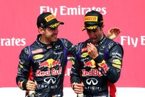 Ricciardo has outshone Vettel and been the revelation of the season so far
