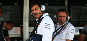 Wolff was a figure of fury in interviews