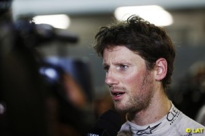 Grosjean has grown tired of an uncompetitive and unreliable Lotus