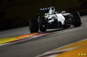 Felipe Massa said he changed his driving style to finish fifth