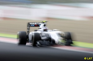 Bottas has impressed this year with his consistency and speed