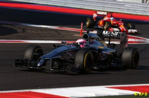Button finished over 20 seconds ahead of his team-mate