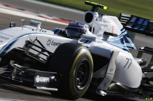 Bottas is hoping to have a strong race