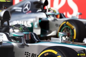 Rosberg is now 24 points behind Hamilton in the Driver's ChampiRosberg is now 24 points behind Hamilton in the Driver's Champi
