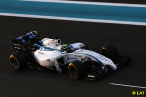Massa has had a good end to his sason