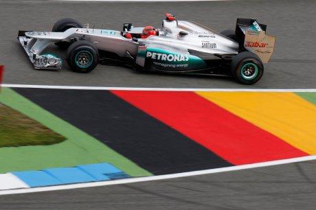 Motorsports: FIA Formula One World Championship 2012, Grand Prix of Germany